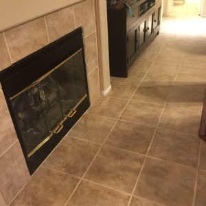 Tiles and grout Cleaning