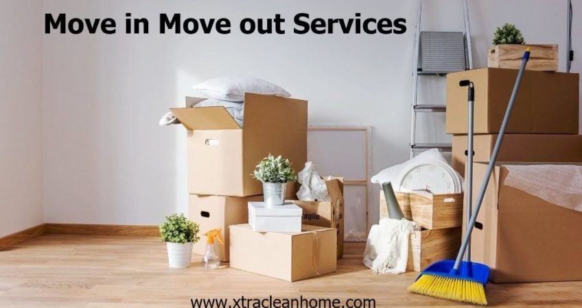 Move in Move out Services