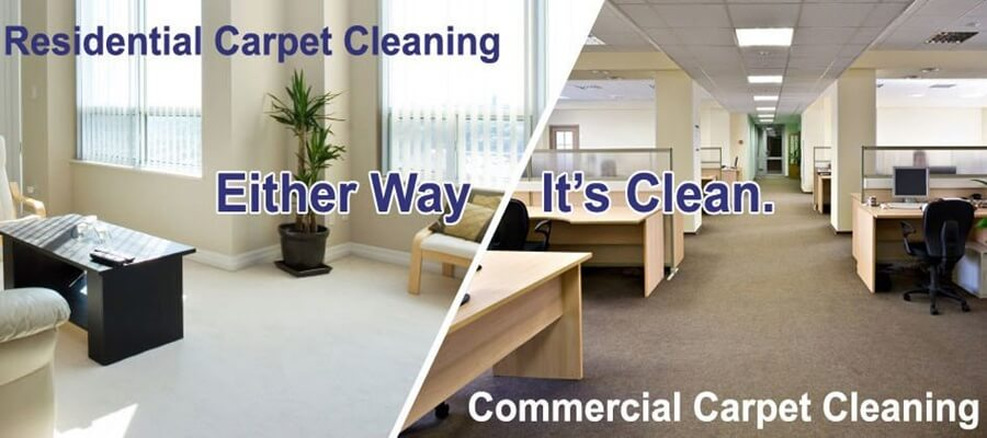 residential commercial cleaning