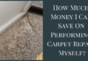 Carpet Repair/Damage Restoration Temecula