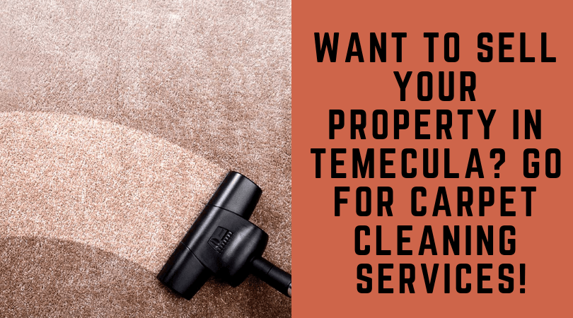 Carpet Cleaning Services Temecula