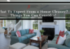 What To Expect From a House Cleaner_ Things You Can Consider!