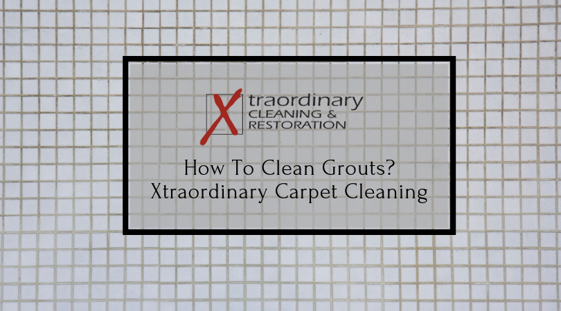 How To Clean Grouts