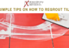 Simple Tips on How to Regrout Tile