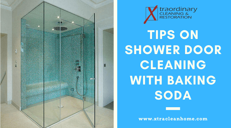 Tips on Shower Door Cleaning With Baking Soda